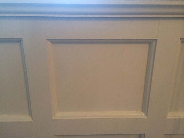 Bathroom Top Panel