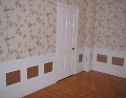 living room wall panelling uk