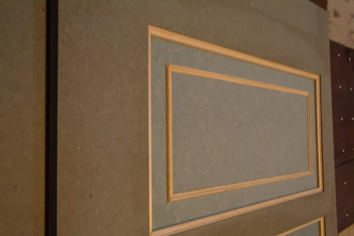 double beaded panelling by wall panelling experts made in the uk