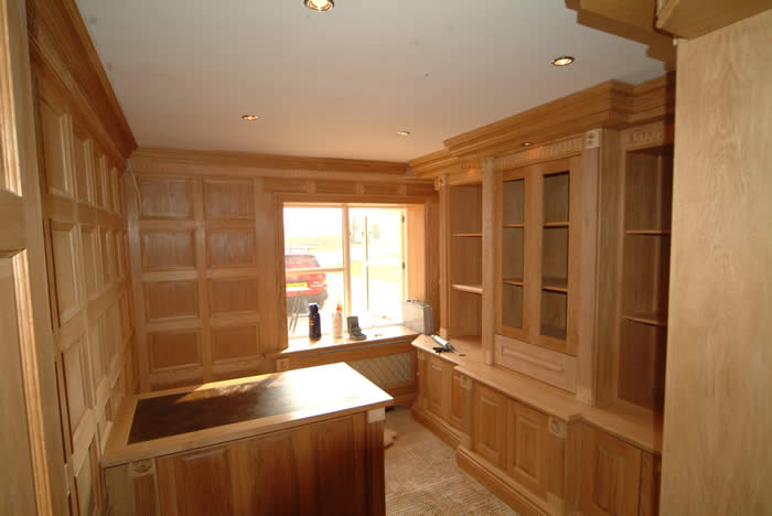 wooden wall panelling oak wall panelling made in the uk by wall panelling experts for cheshire neville and charmain