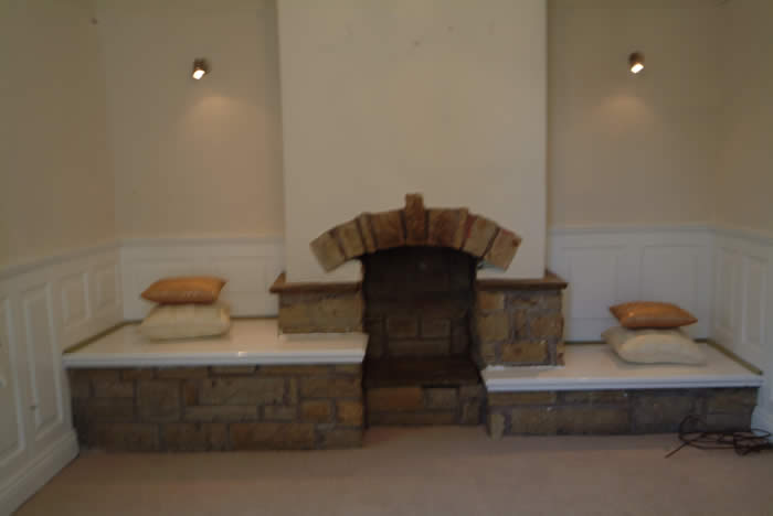 wall panelling around a fireplace by wall panelling living room wall panelling waterfoot lancashire made in the  uk by wall panelling experts