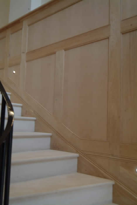wood wall panelling by wall panelling staircase wall panelling experts made in the uk forest de bere hampshire