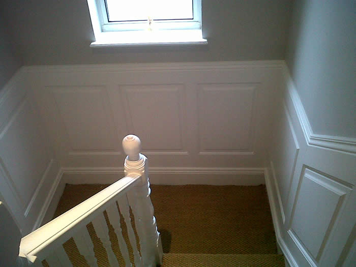 ideal mdf wall panelling staircase wall panelling