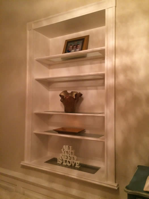 made to order bookcase