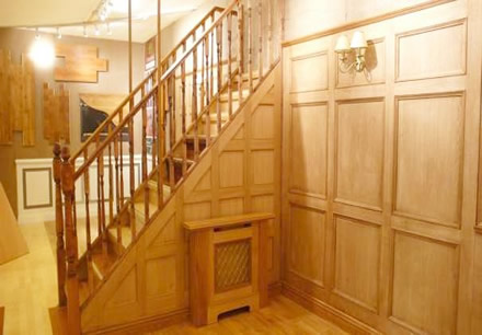 wooden wall panelling for grand designs by wall panelling, made in great britain