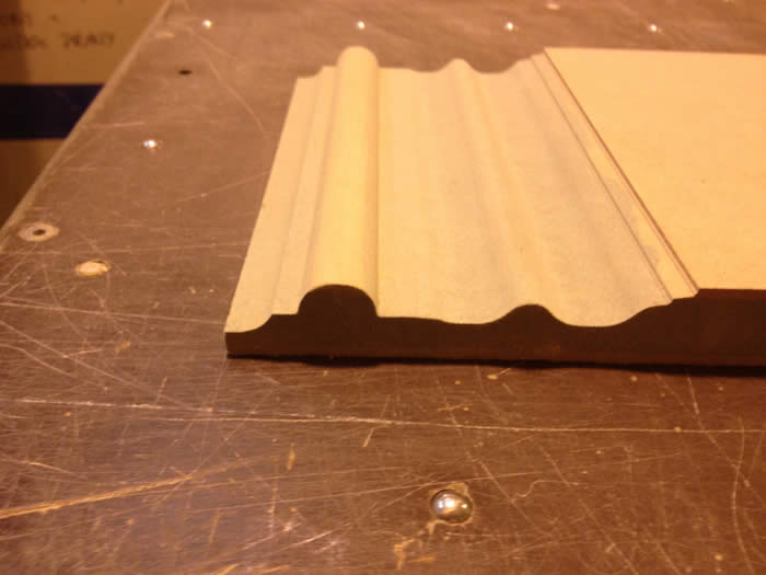 skirtings over 8 inch profile