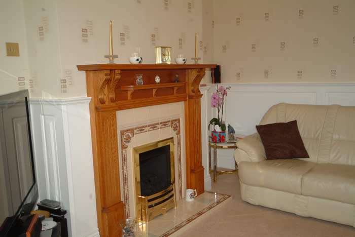 living room wall panelling lancashire