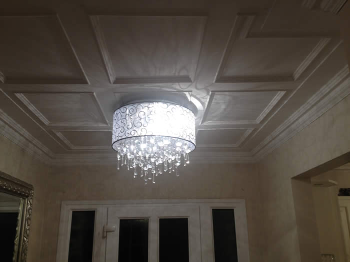 ceiling wall panelling