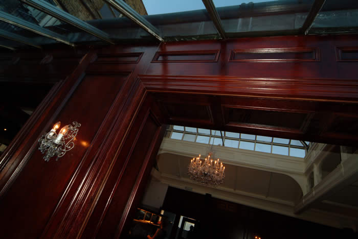 lavish wall panels by wall panelling oak wall panelling for walls by wall panelling experts for the Hand and flower pub kings road london