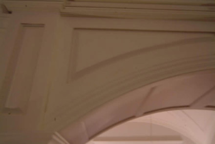 archway by wall panelling experts cheshire
