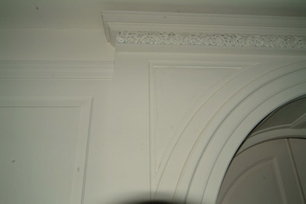 archway attention to detail by wall panelling experts cheshire