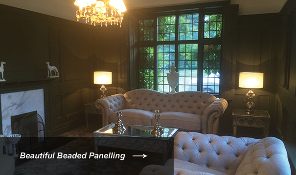 Beaded Wall Panelling Designs