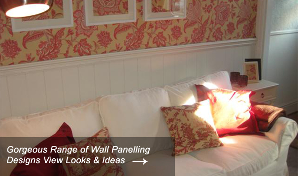 Tongue & Groove Wall Panelling Designs