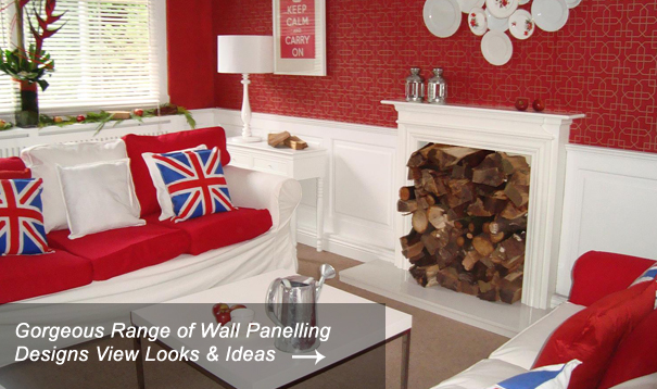Georgian Wall Panelling Designs
