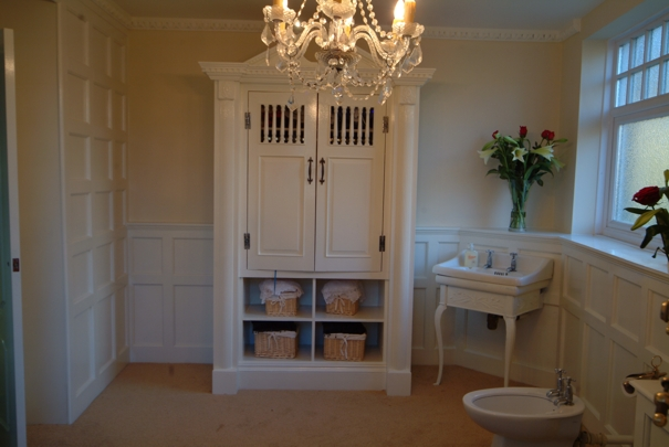 bathroom wall panelling british made