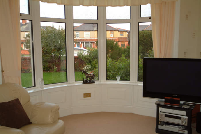 panelling for in bay windows