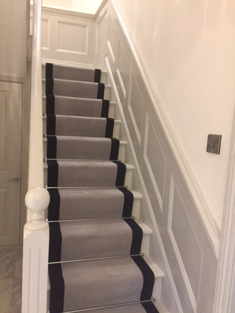staircase panelling