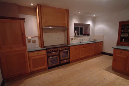 bespoke kitchens from wall panelling lake district