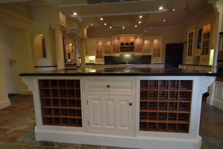 made to measure kitchens by wall panelling ltd