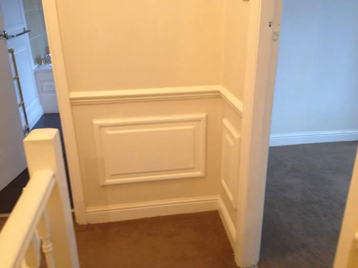 budget georgain style panelling