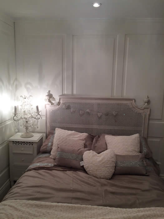 georgian bedroom panelling