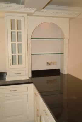 wall panelling kitchens
