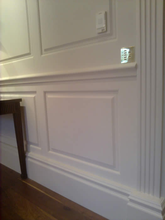 mdf wall panelling