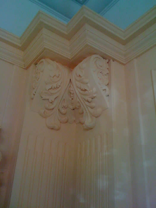 carvings and corbels by wall panelling ltd