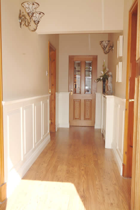 entrance hall wall panelling  accrington lancashire  made in the uk by wall panelling experts