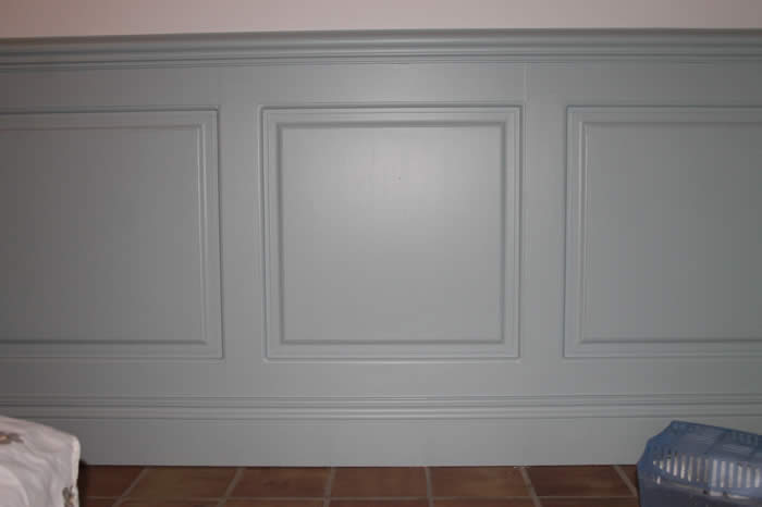 georgian panelling in france by wall panelling experts