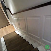 Staircase Wall Panelling