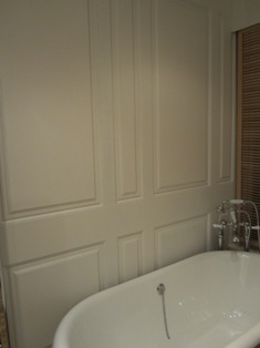 bathroom feature wall panels