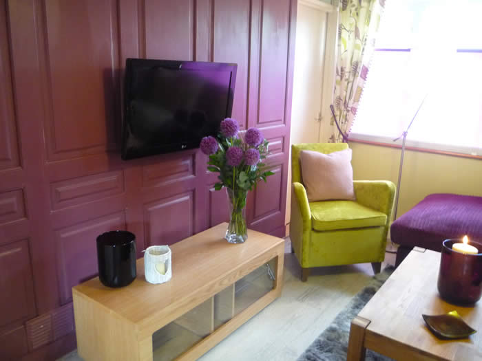 wall panelling for 60mm itv1 london