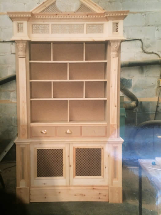 made to order cabinet