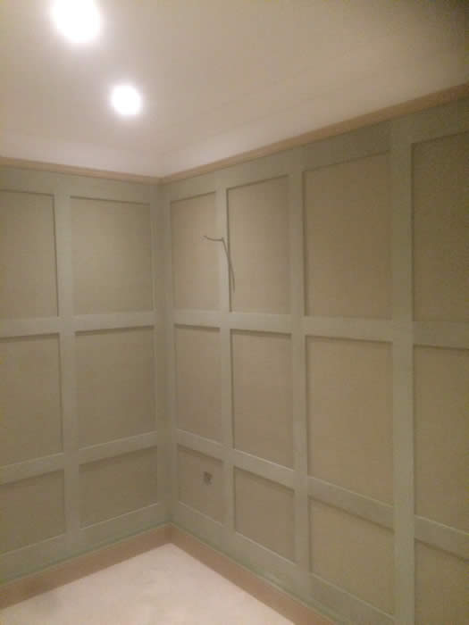 made to order shaker panelling