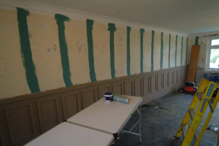 wall panelling  designs for homes for the brave