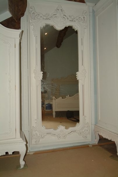 french wardrobes by wall panelling experts