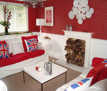 georgain wall panelling itv1 60mm colin and justin  british made