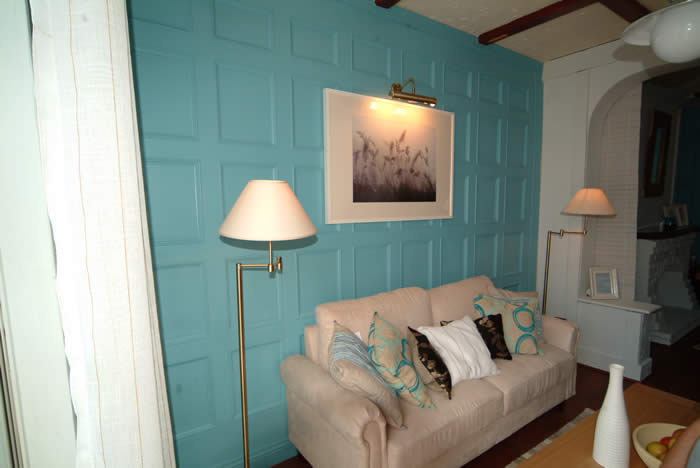 wall panelling made for itv1 60mm and john amabile made by wall panelling experts in the uk
