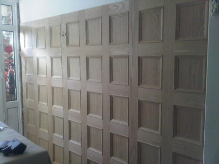 oak wall panelling entrance hall wall panelling made in the uk by wall panelling experts