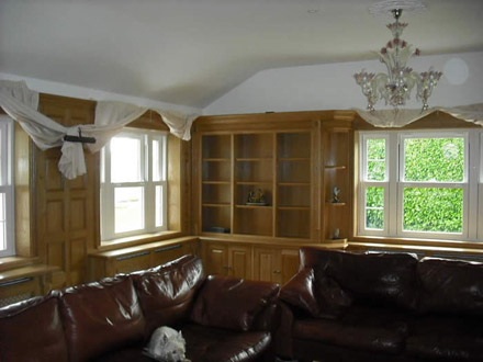 oak bespoke bookcases to match wall panelling by wall panelling bookcases oak by wall panelling experts made in the uk