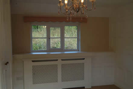 radiator covers for bedrooms by wall panelling the secret garden south wales sykes cottages