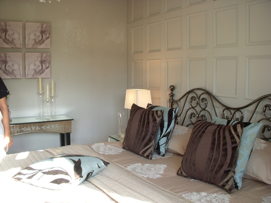 beaded bedroom wall panelling 60mm itv1 scott waldron british made