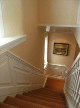 staircase wall panelling glasgow