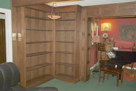 tailro made bookcase by wall panelling bookcases oak by wall panelling experts made in the uk