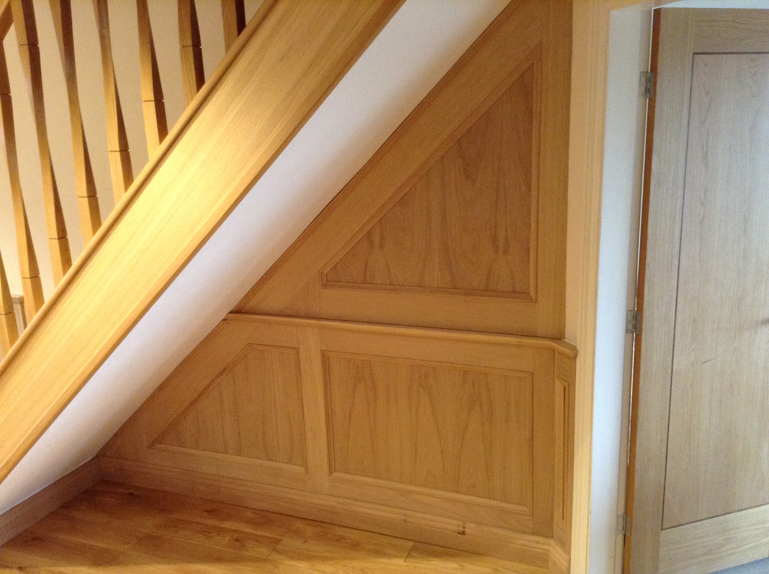 Oak Wall Paneling : Oak wall panelling decorative wood