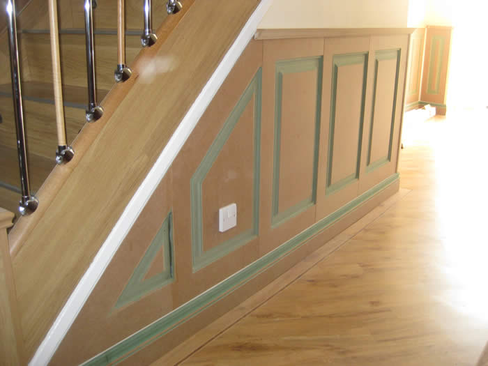 wall panelling by the UK's leading  wall panelling experts