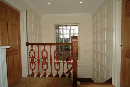 staircase wall panelling ideas by wall panelling