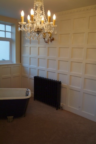 bathroom wall panelling lancashire