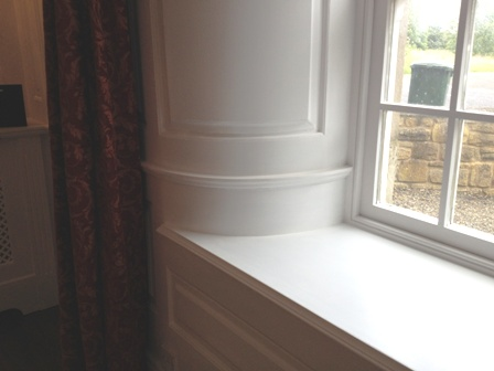 wall panelling experts london